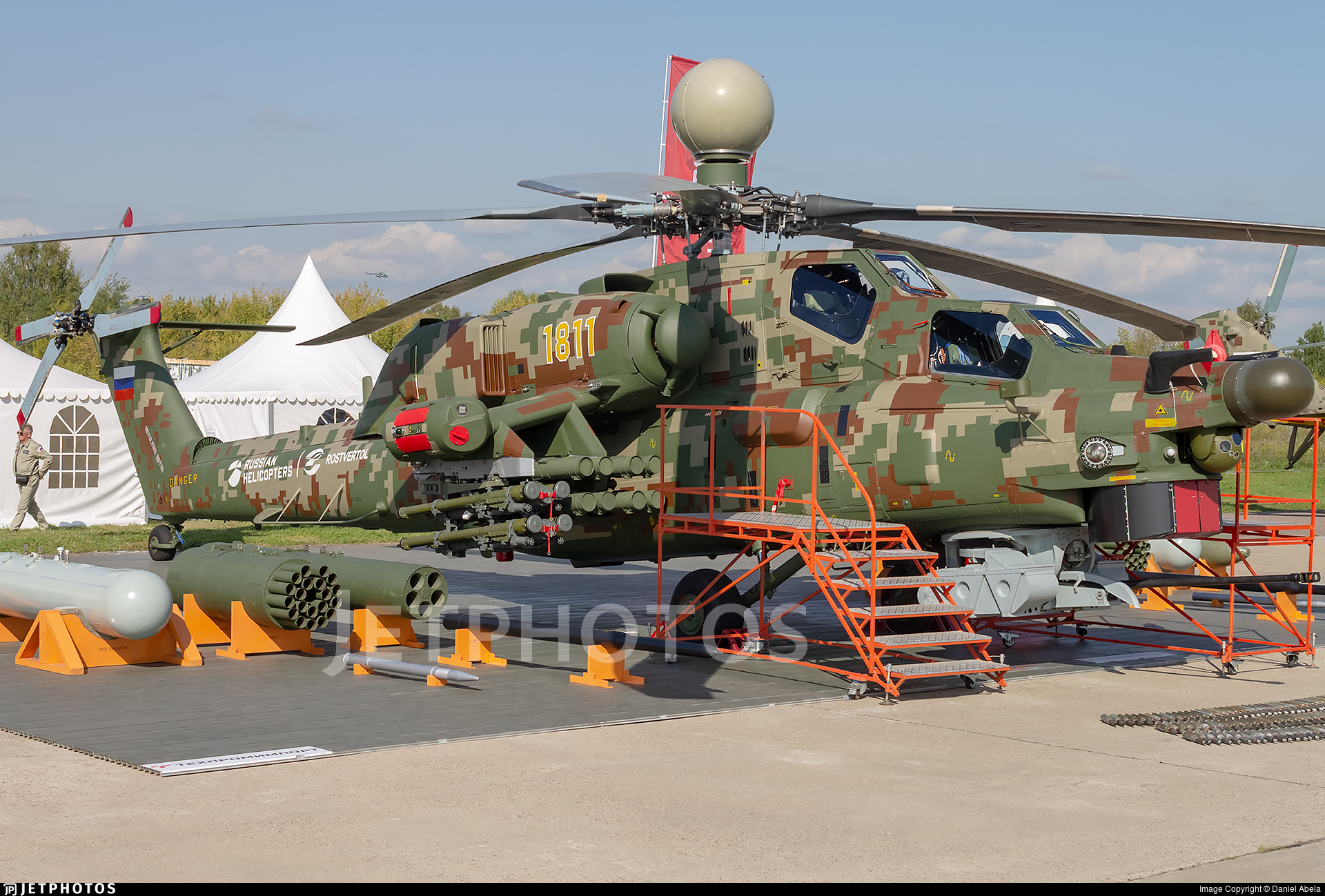 1811 - Mil Mi-28NM - Russian Helicopter AON - RVS