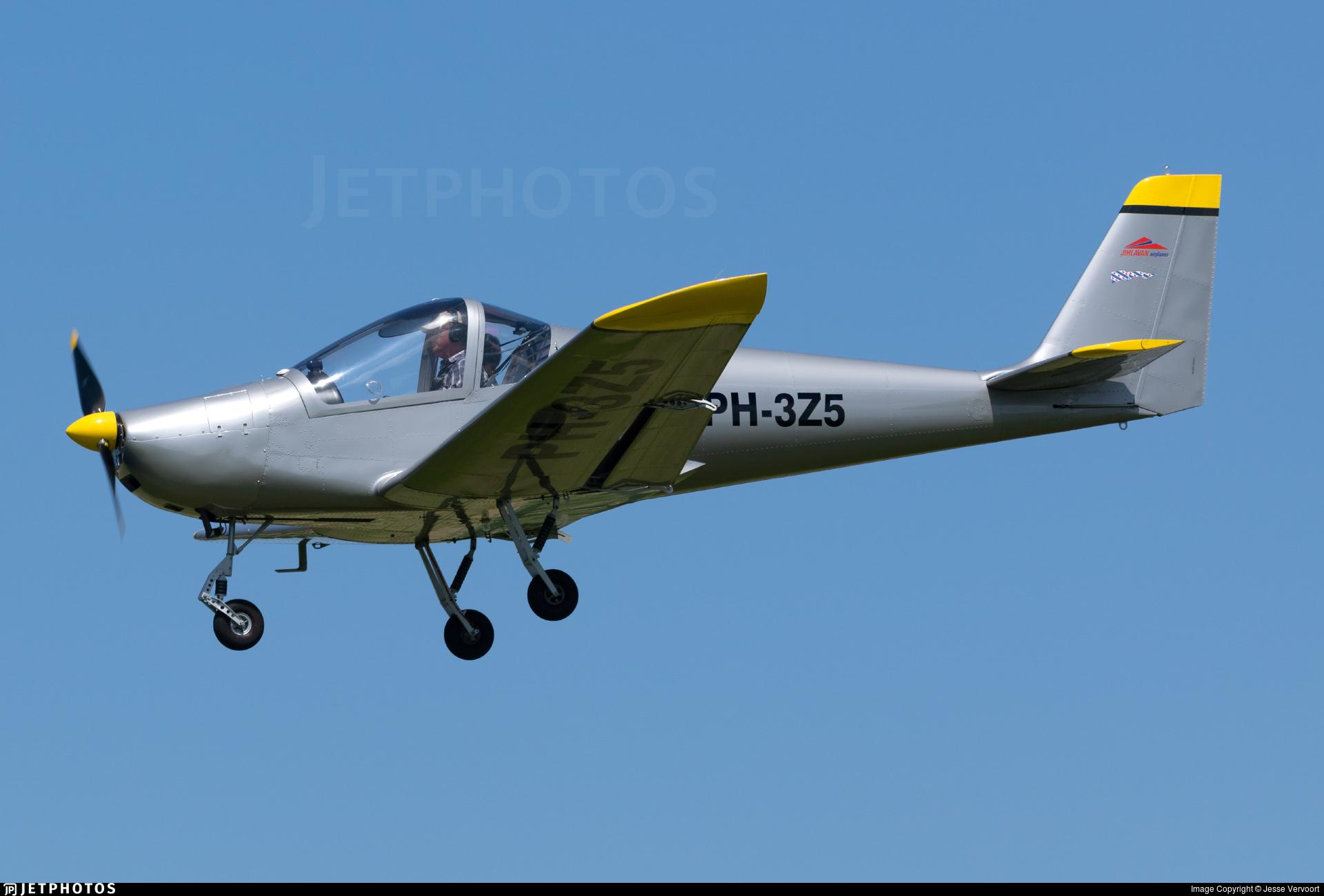 PH-3Z5 - Jihlavan KP 2U Sova - Private