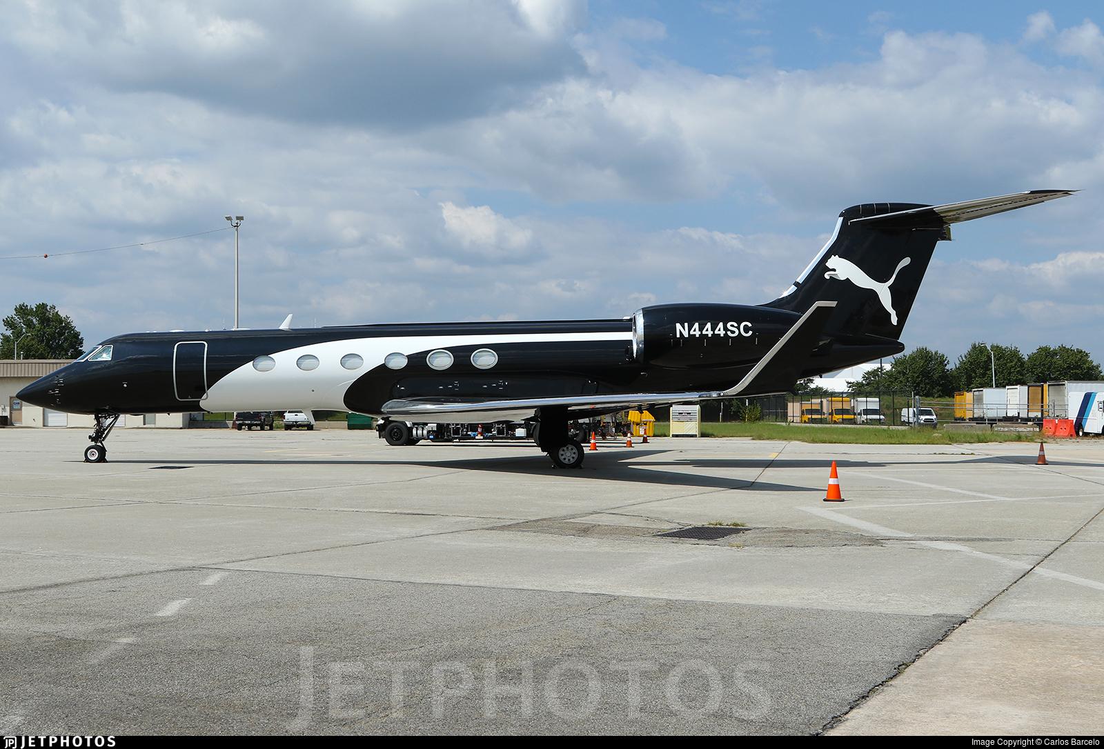 N444SC - Gulfstream G-V - Talon Air