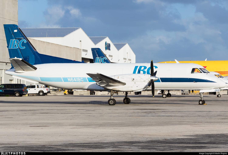 N641BC | Saab 340A(F) | IBC Airways | Martin Rogosz | JetPhotos