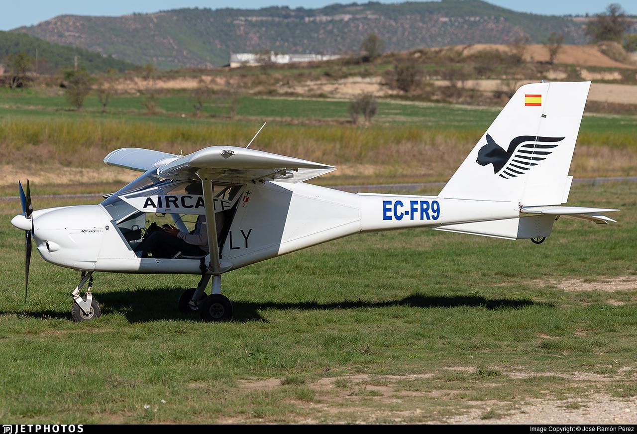 EC-FR9 - Aeroprakt A22L Foxbat - AirCatFly