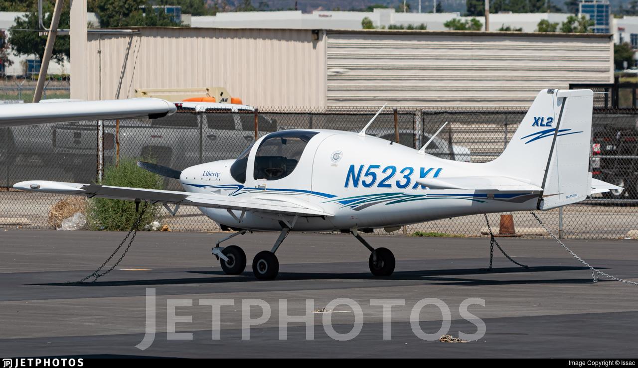 N523XL - Liberty XL2 - Private