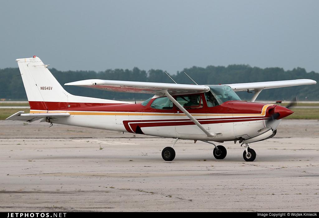 N6545V - Cessna 172RG Cutlass RG - Private