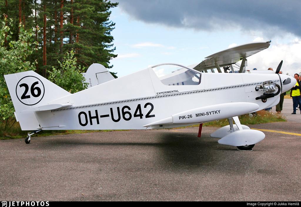OH-U642 - PIK-26 Mini-Sytky - Private