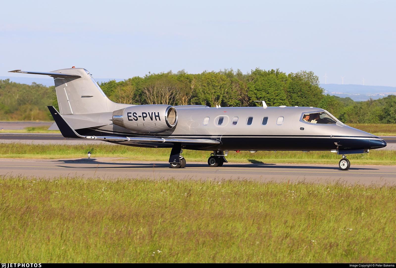 ES-PVH - Bombardier Learjet 31A - Panaviatic