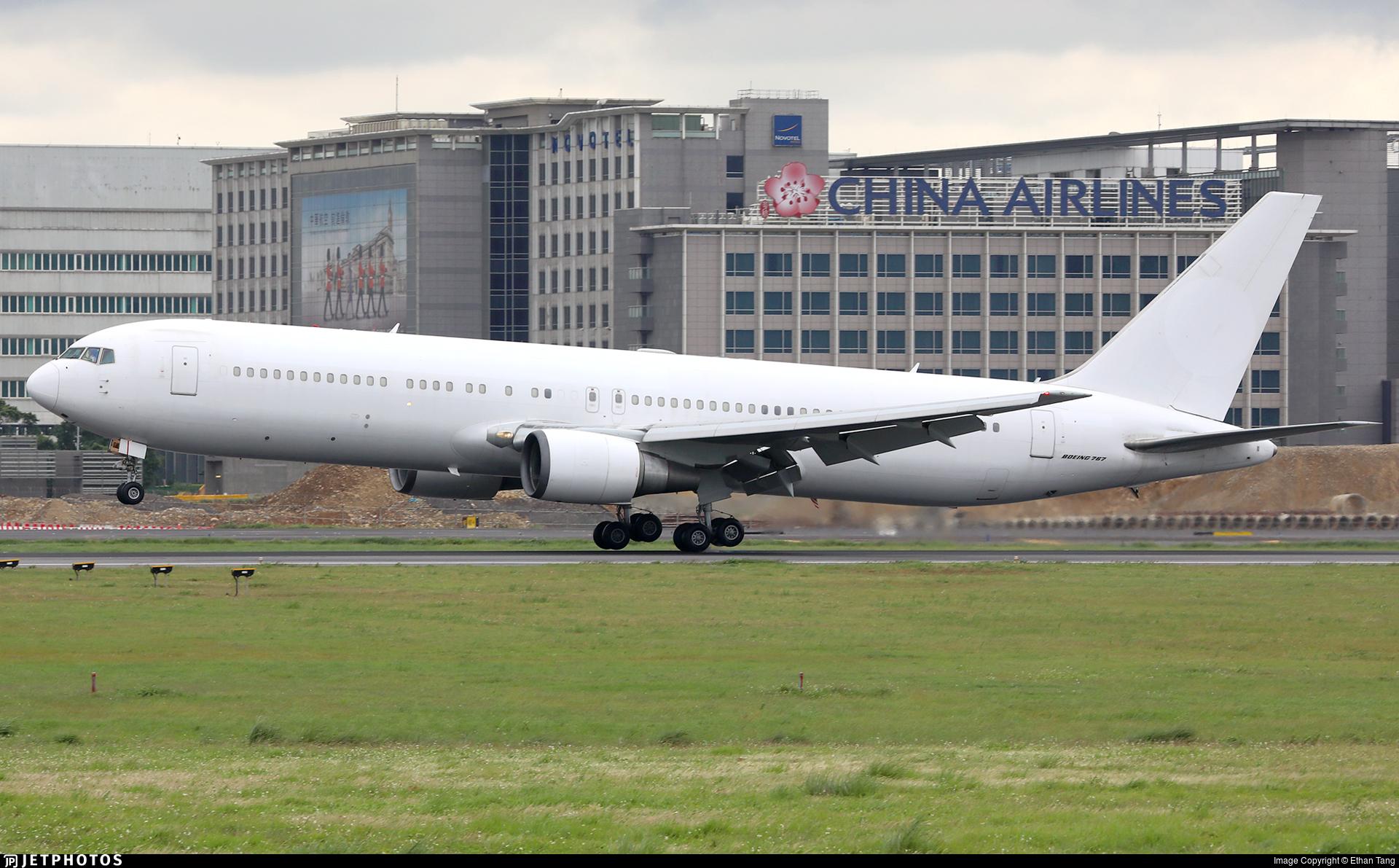 N364UP - Boeing 767-343(ER) - United Parcel Service (UPS)