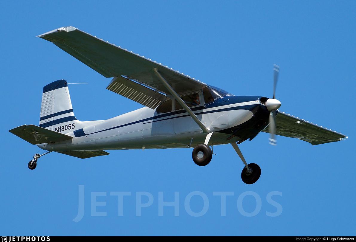 N18055 - Cessna 180C Skywagon - Private