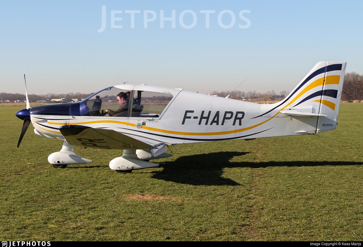F-HAPR - Robin DR400/135cdi Ecoflyer - Private
