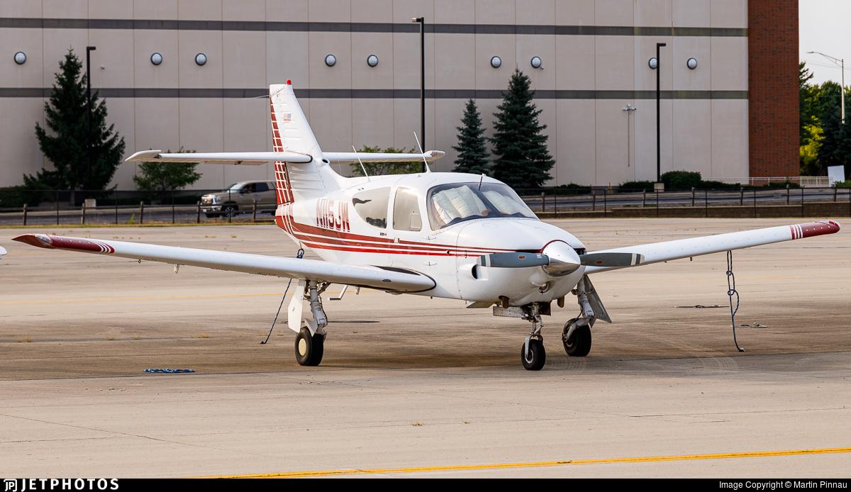 N115JW - Rockwell Commander 114 - Private