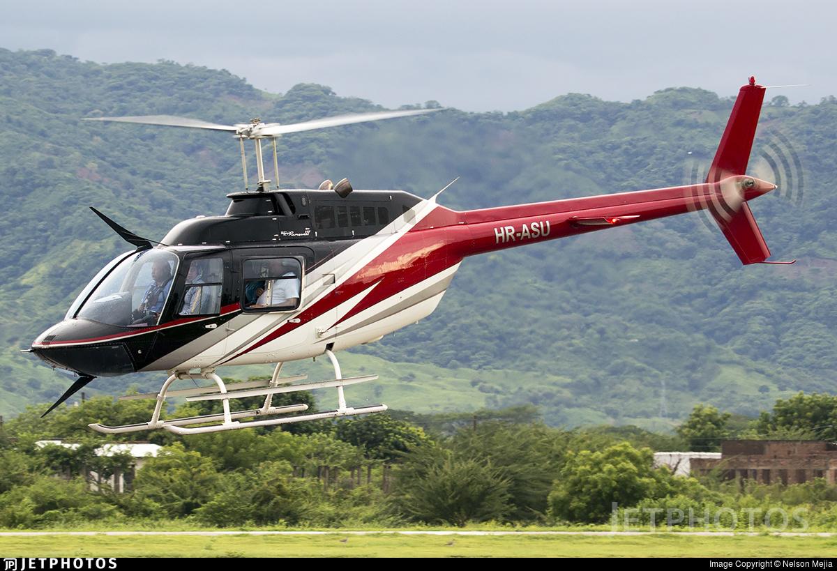 HR-ASU - Bell 206B JetRanger III - Private