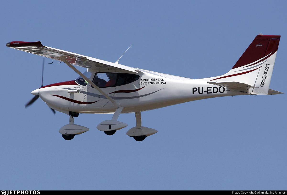 PU-EDO - Inpaer Conquest 180 - Private