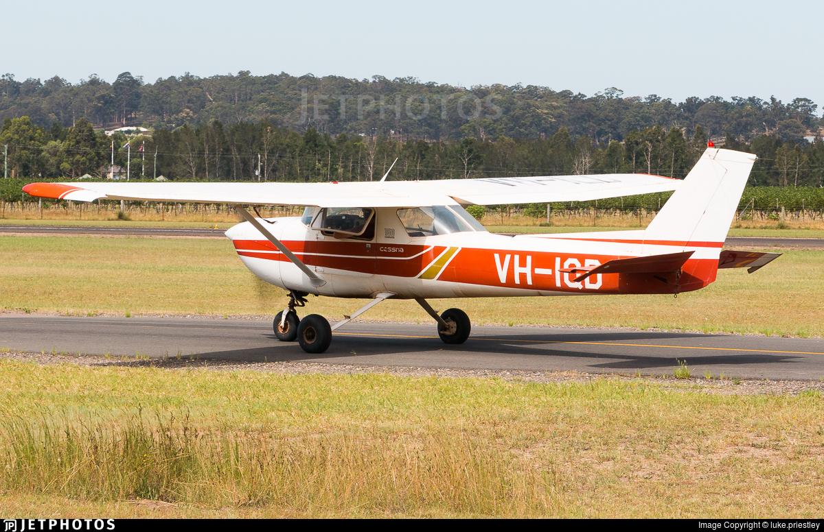 VH-IQD - Cessna 150L - Private