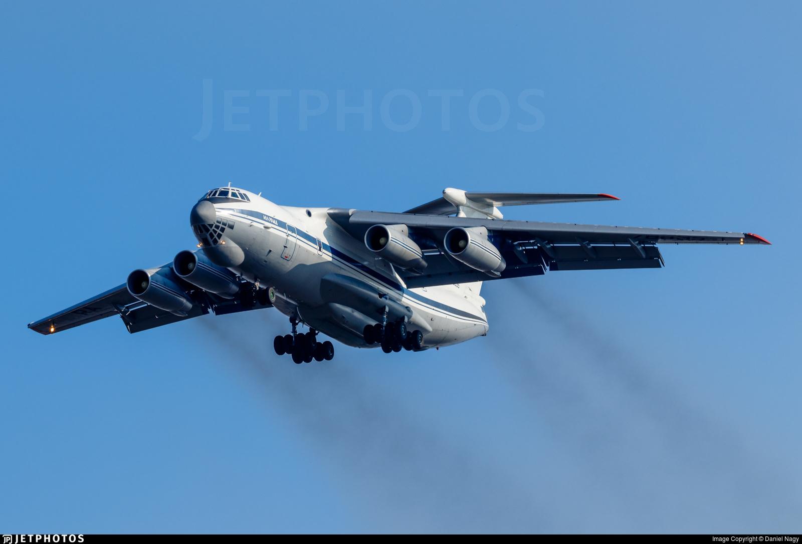 RA-78835 - Ilyushin IL-76MD - Russia - 224th Flight Unit State Airline