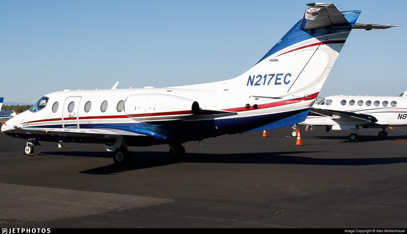 N217EC - Beechcraft 400A Beechjet - Private