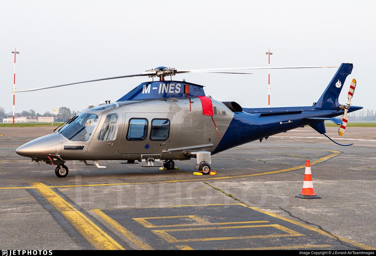 M-INES - Agusta-Westland AW-109SP GrandNew - Private