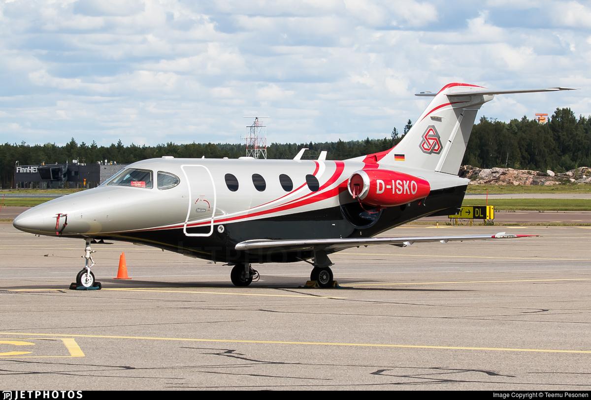 D-ISKO - Hawker Beechcraft 390 Premier I - Private