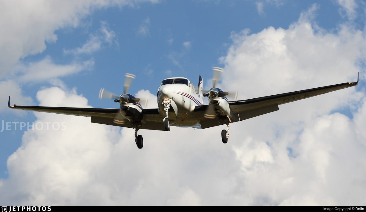 PR-ODA - Beechcraft C90GTx King Air - Private