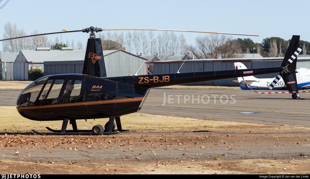 ZS-BJB - Robinson R44 Raven II - Private