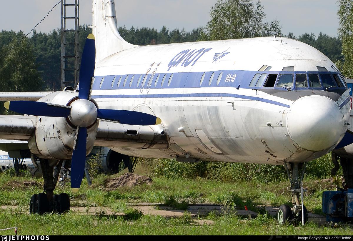 CCCP-75737 - Ilyushin IL-18V - Aeroflot
