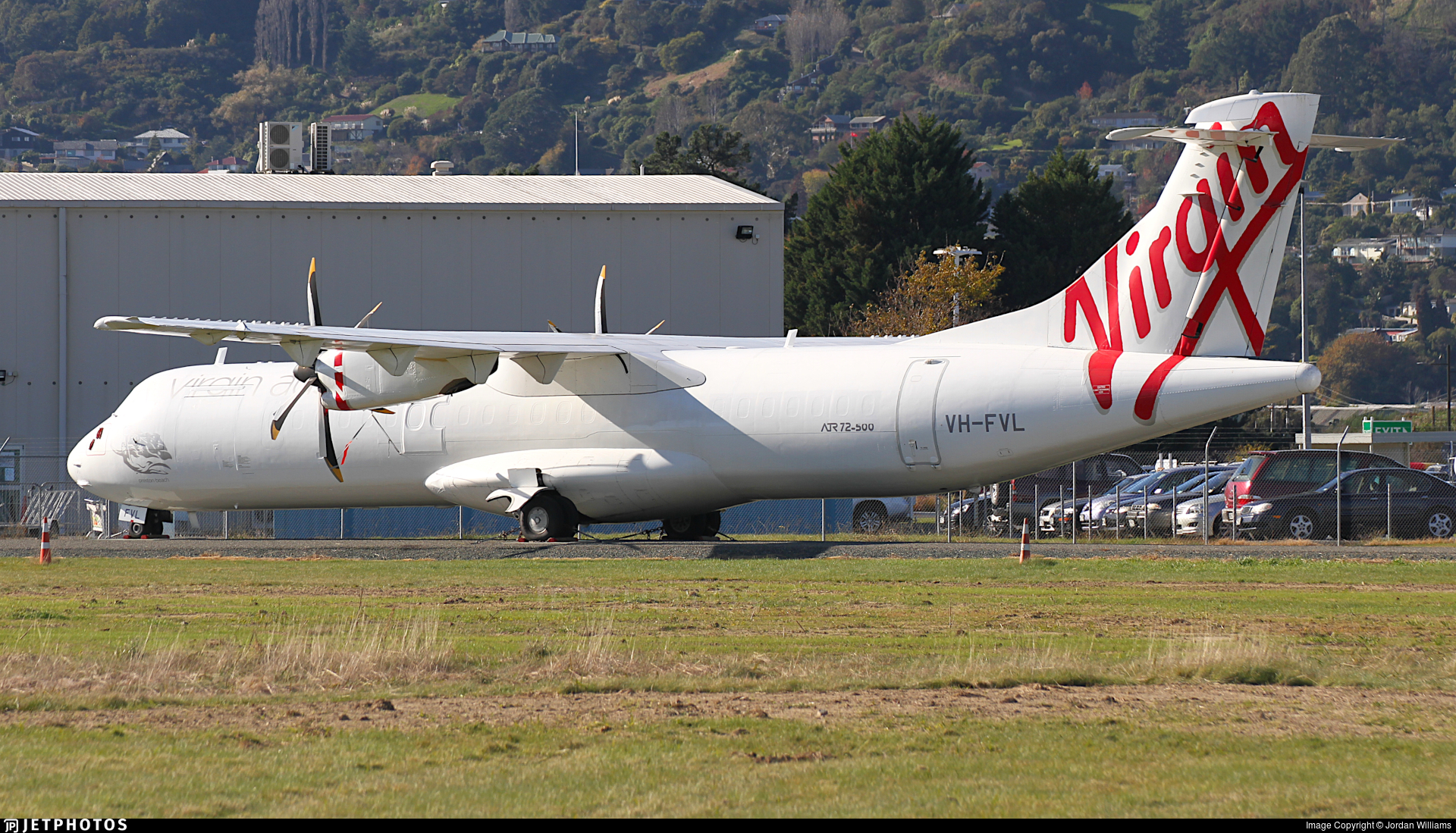 VH-FVL - ATR 72-212A(500) - Virgin Australia Regional Airlines
