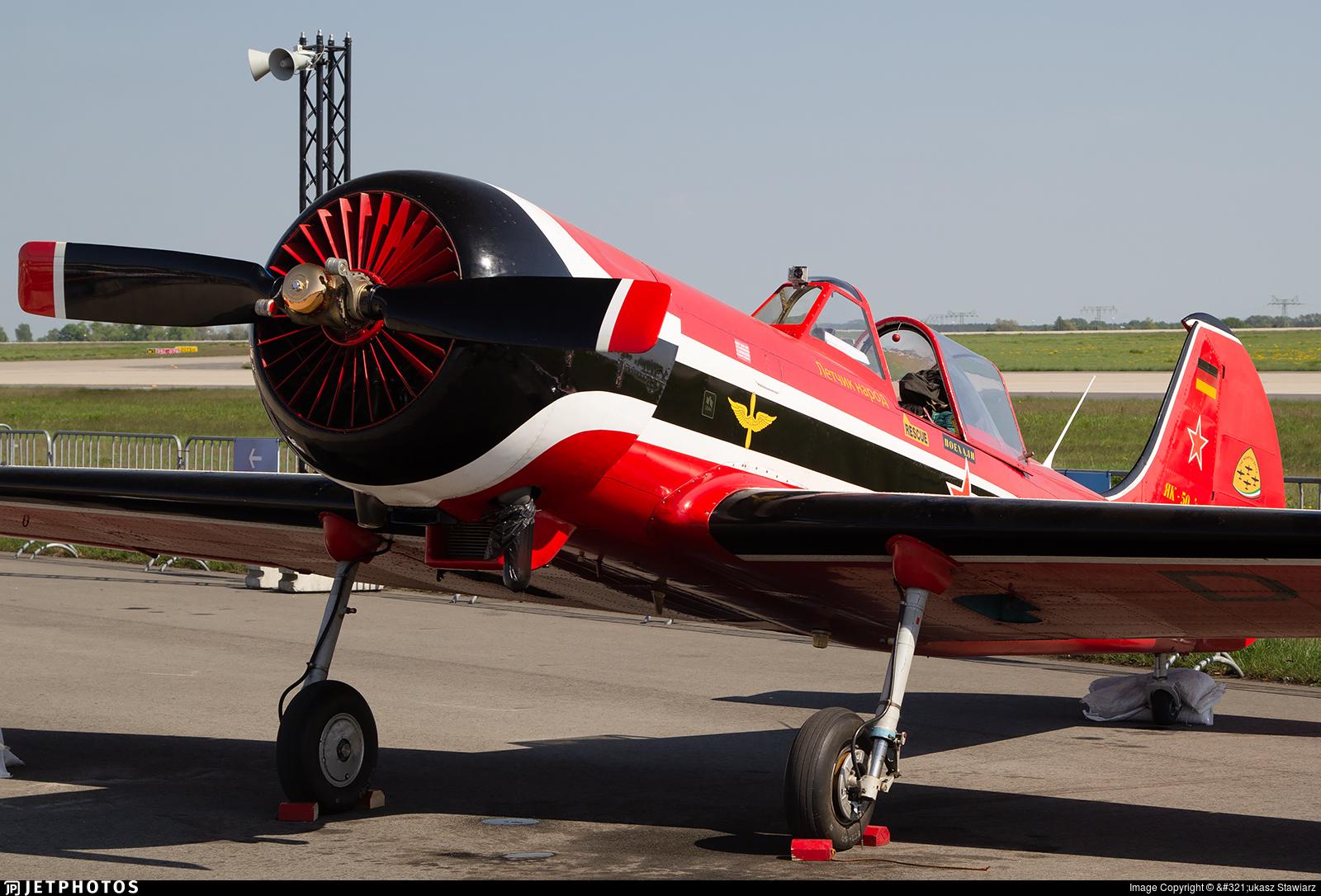 D-EJGS - Yakovlev Yak-50 - Private