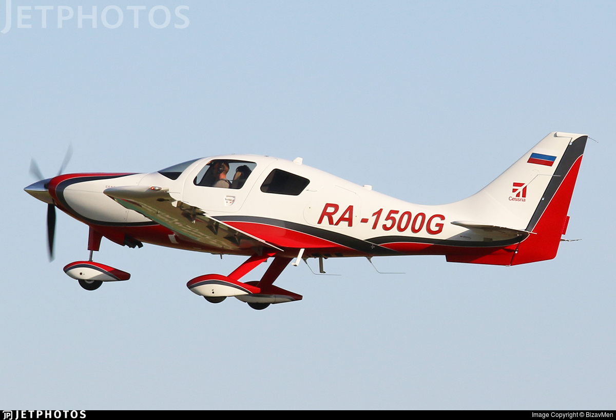 RA-1500G - Cessna 400 Corvalis TT - Private