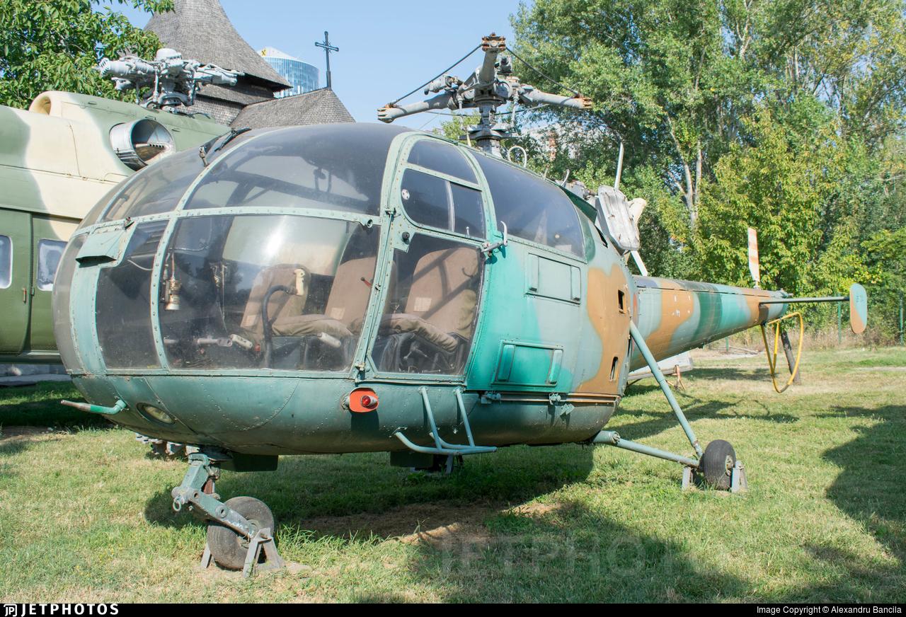 51 - IAR-316B - Romania - Air Force