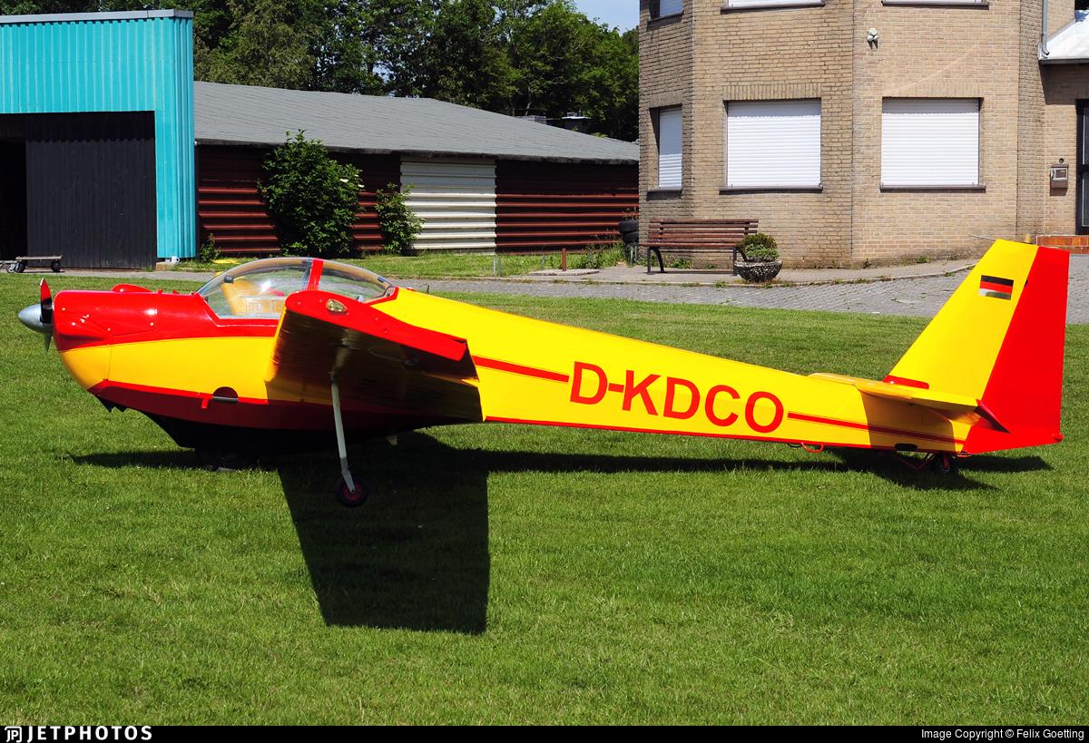 D-KDCO - Scheibe SF.25C Falke - LSV Hegenscheid