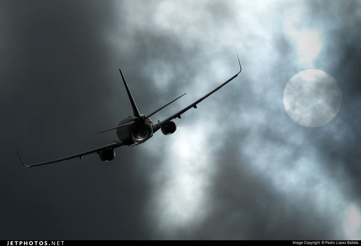 EI-EKM - Boeing 737-8AS - Ryanair