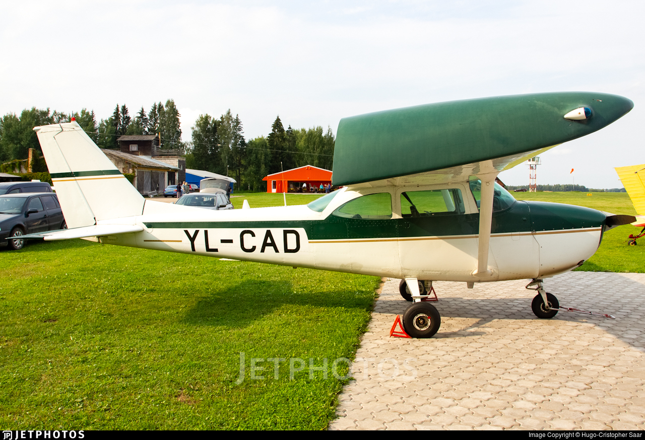 YL-CAD - Cessna 172H Skyhawk - Private