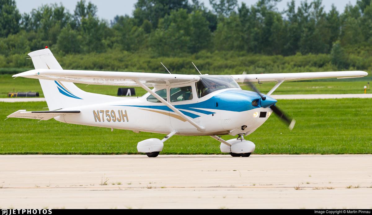 N759JH - Cessna 182Q Skylane - Private