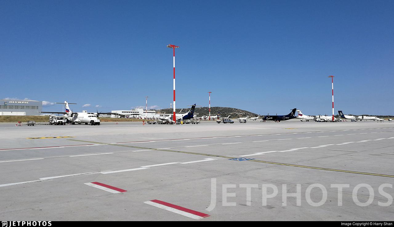 LGAV - Airport - Ramp