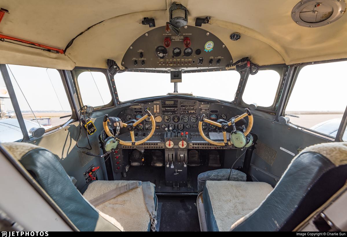CF-TCC - Lockheed 10A Electra - Air Canada