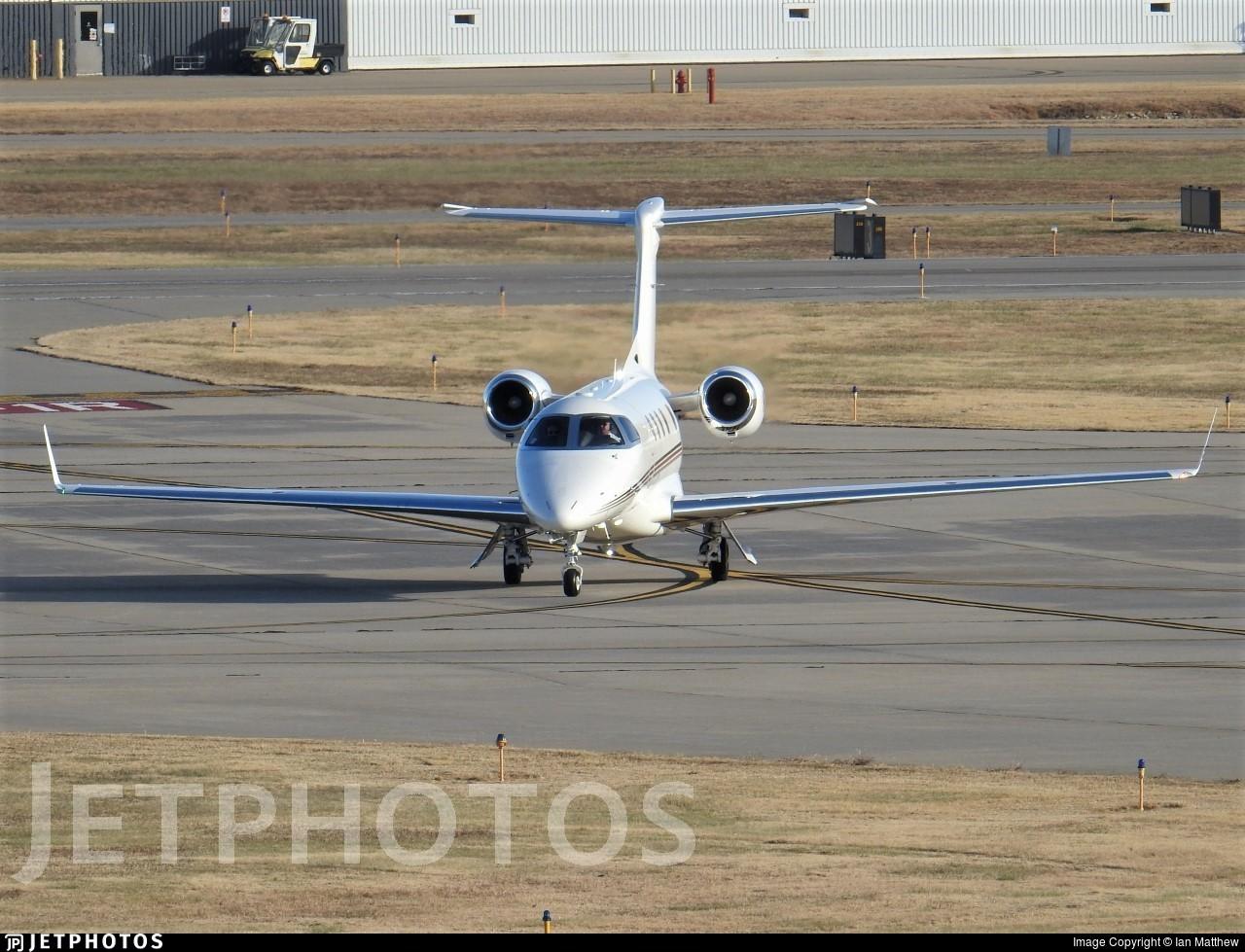 N333QS - Embraer 505 Phenom 300 - NetJets Aviation
