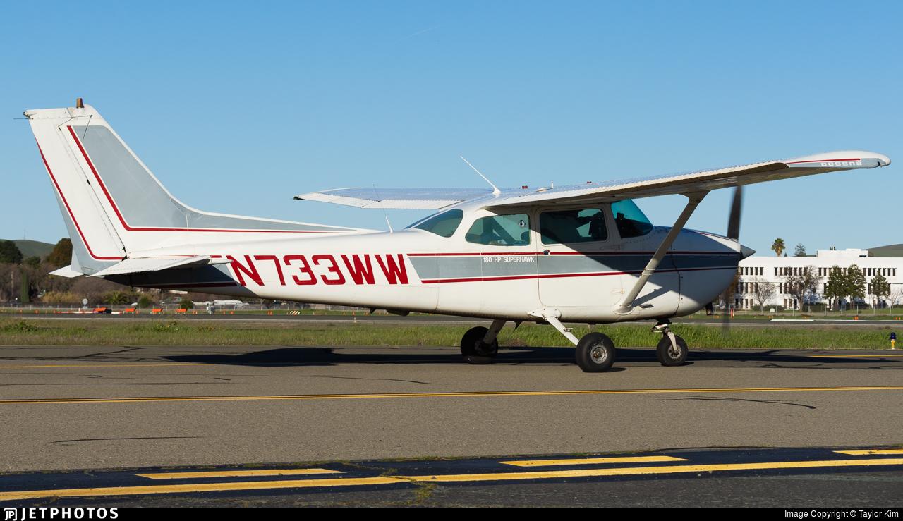 N733WW - Cessna 172N Skyhawk - Private