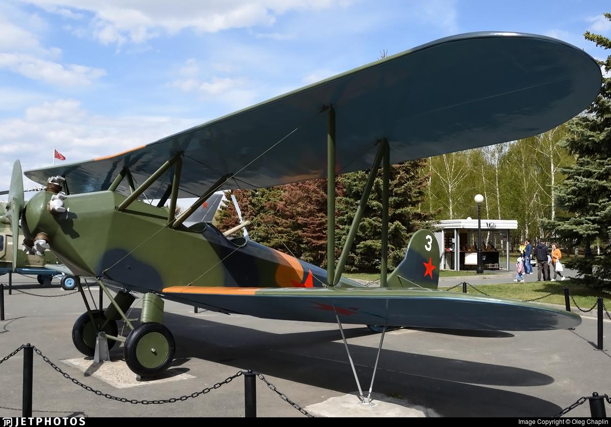 3 - Polikarpov PO-2 - Soviet Union - Air Force
