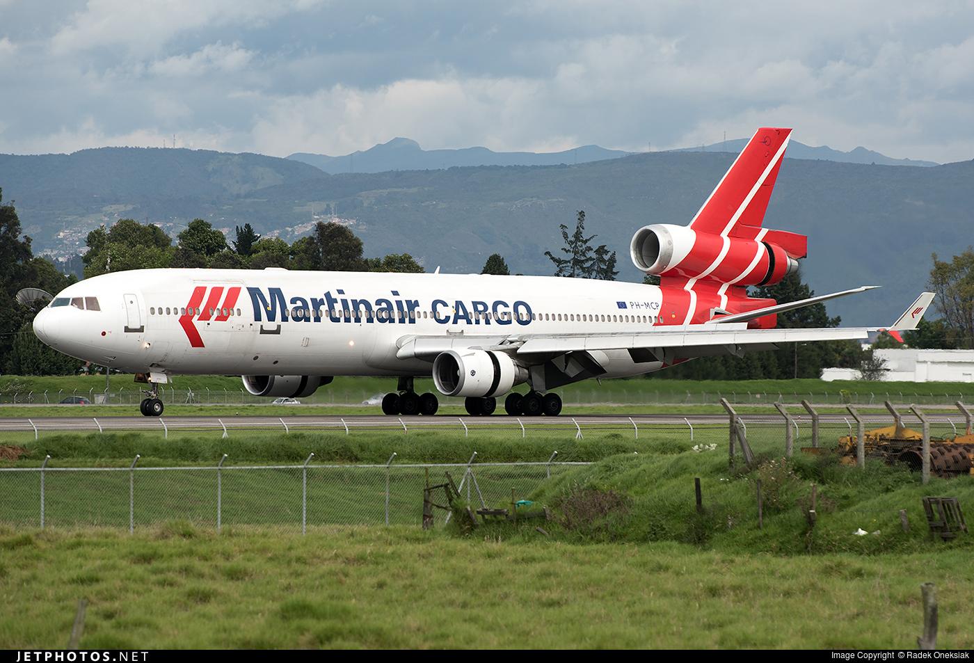 PH-MCP - McDonnell Douglas MD-11(CF) - Martinair Cargo