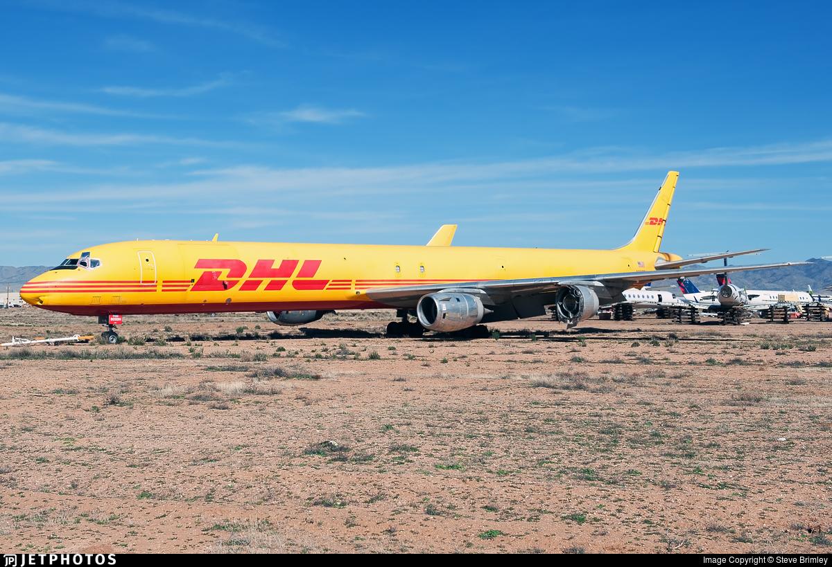 N805DH - Douglas DC-8-73(AF) - DHL (ASTAR Air Cargo)
