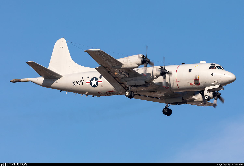 161411 - Lockheed P-3C Orion - United States - US Navy (USN)