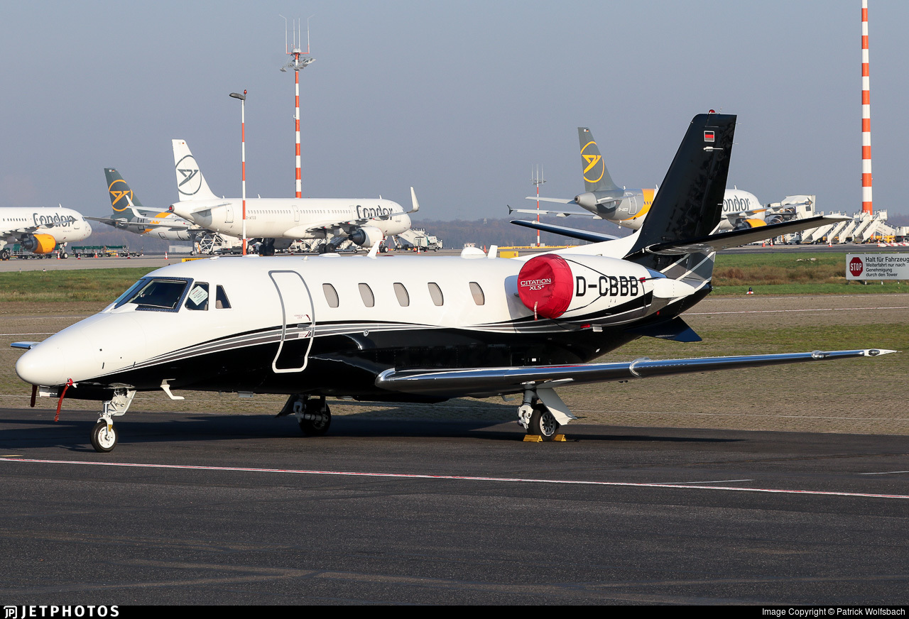 D-CBBB - Cessna 560XL Citation XLS - DC Aviation