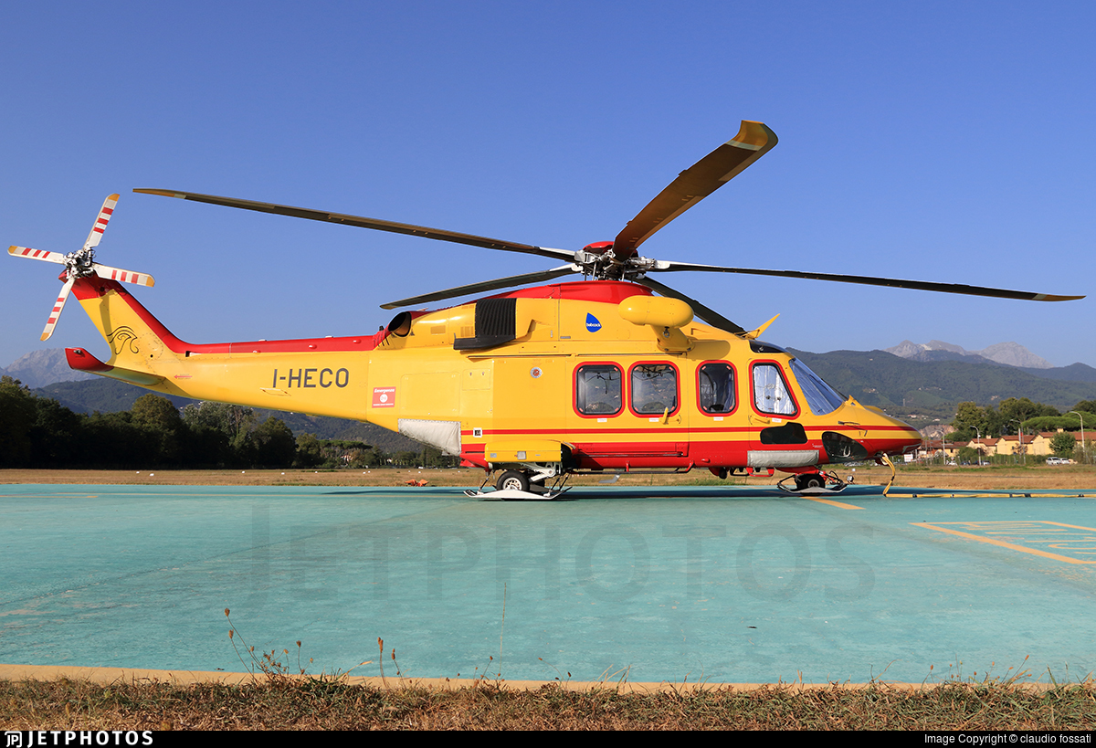 I-HECO - Agusta-Westland AW-139 - Babcock MCS Italia