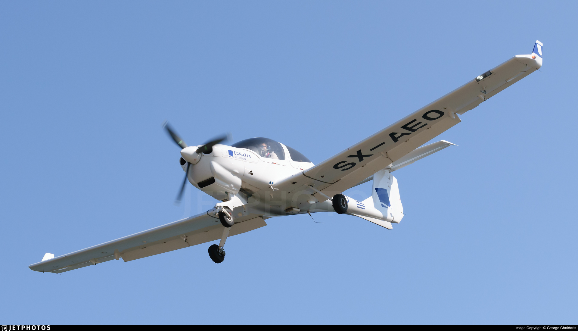 SX-AEO - Diamond DA-40NG Diamond Star - Egnatia Aviation