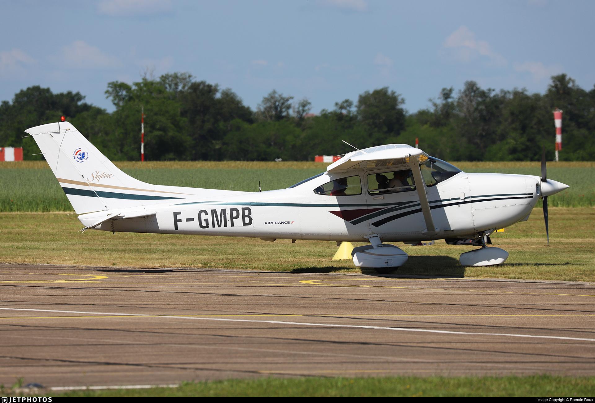 F-GMPB - Cessna 182S Skylane - Aero Club - Air France