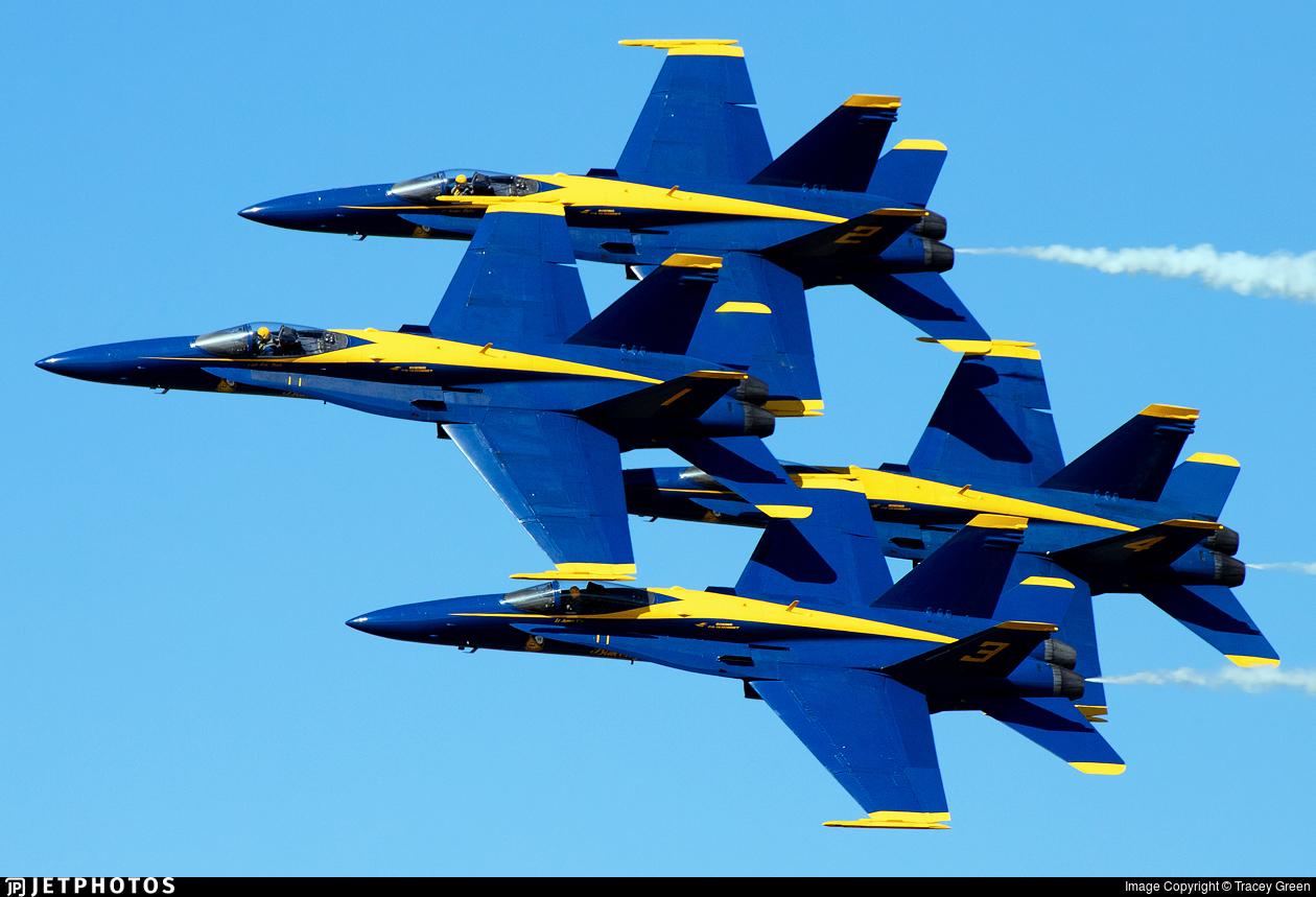 163439 - McDonnell Douglas F/A-18C Hornet - United States - US Navy (USN)