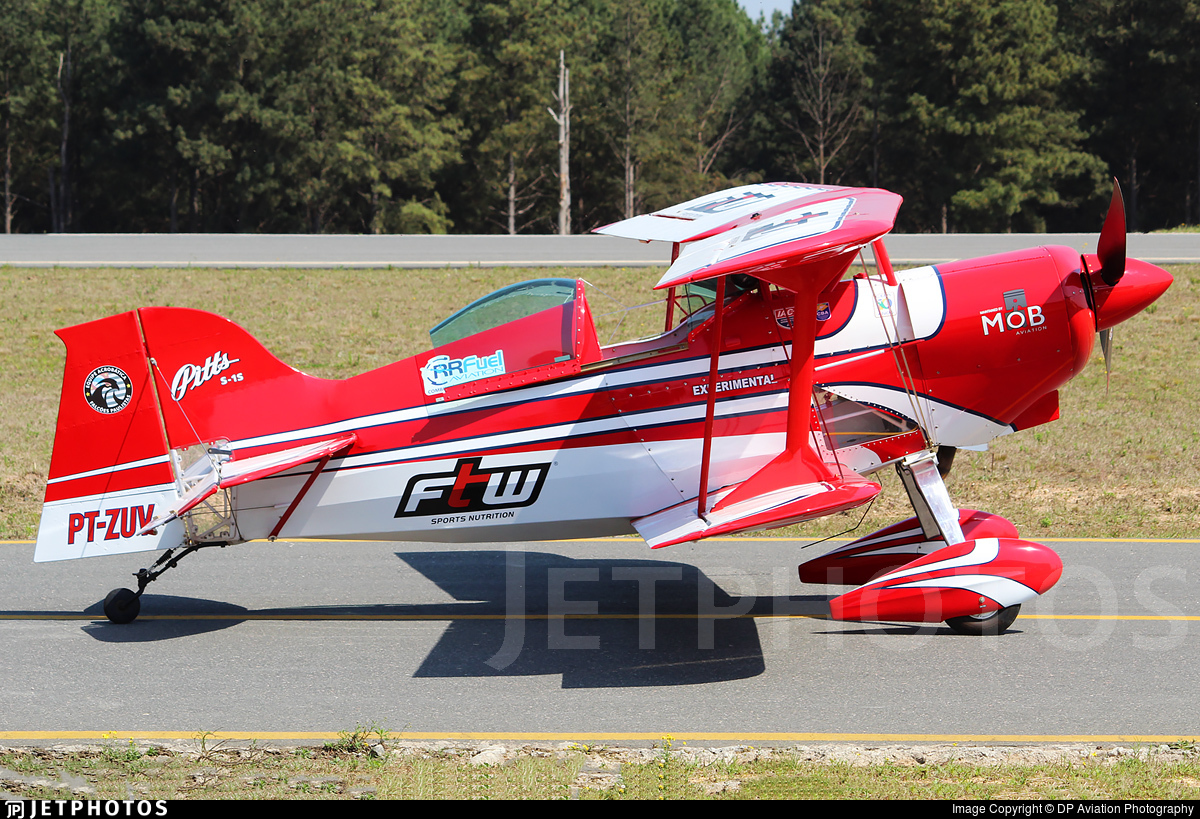 PT-ZUV - Pitts S-1S Special - Private