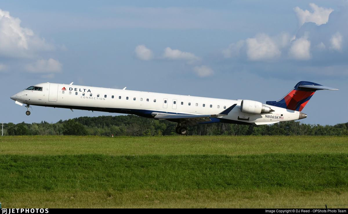 N806SK - Bombardier CRJ-900ER - Delta Connection (SkyWest Airlines)