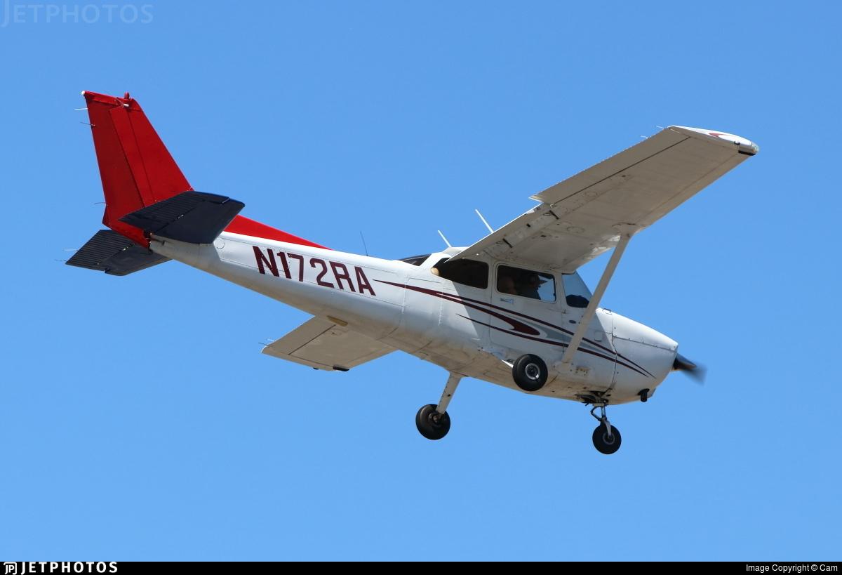 N172RA - Cessna 172S Skyhawk SP - Epic Aviation