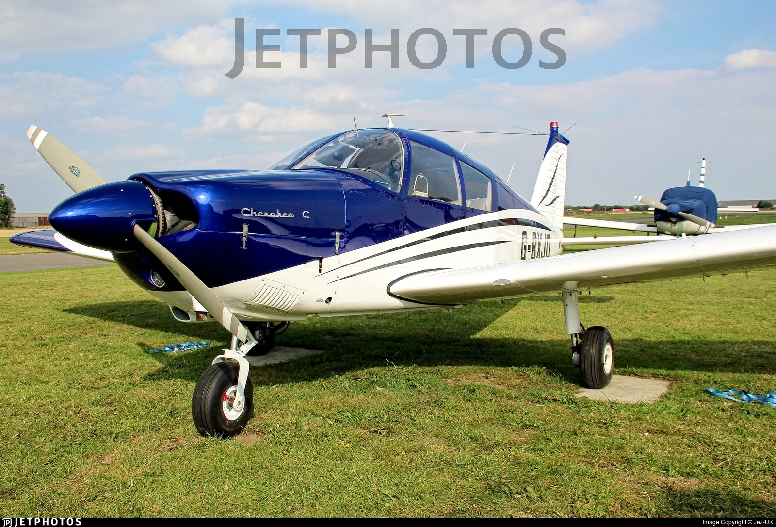 G-BXJD - Piper PA-28-180 Cherokee C - Private