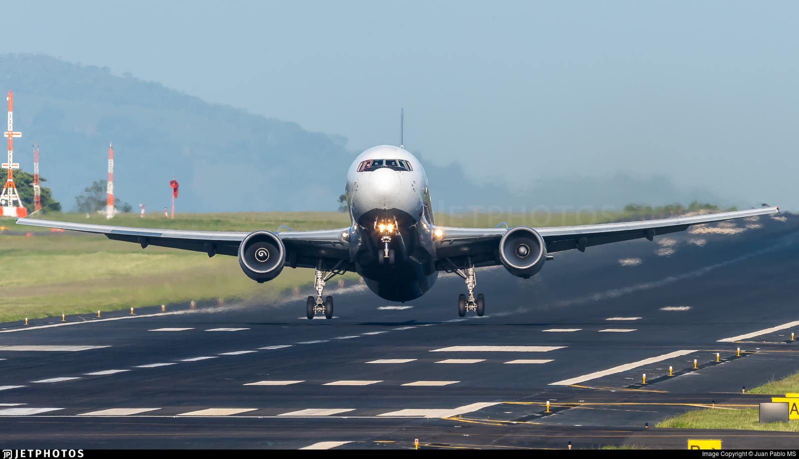 N317CM | Boeing 767-338(ER)(BDSF) | ABX Air | Juan Pablo MS