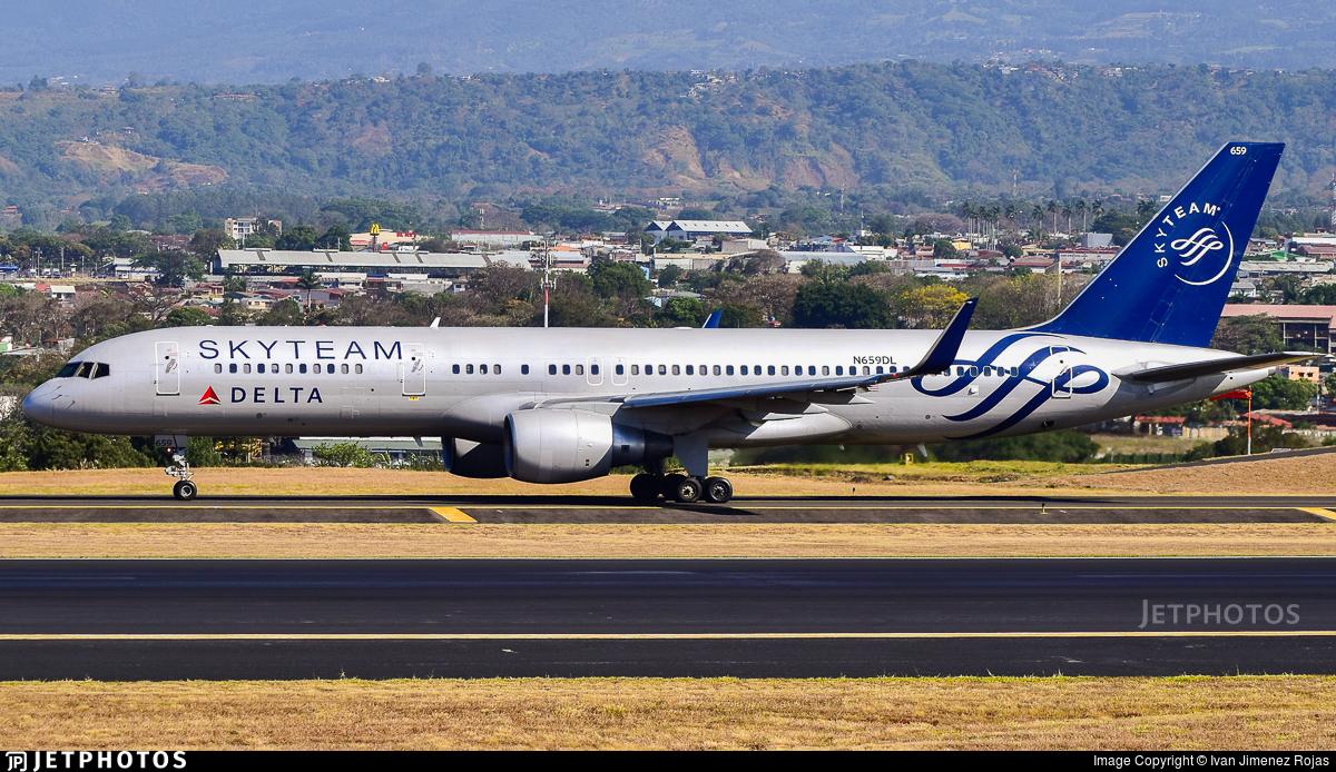 N659DL - Boeing 757-232 - Delta Air Lines